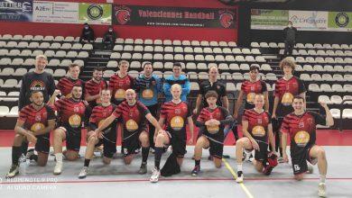 Photo de Handball – Victoire de Valenciennes face à Marcq Handball