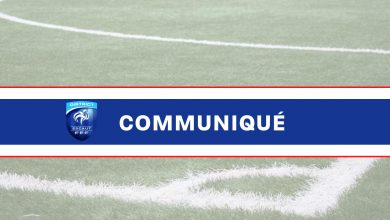 Photo de Football – Communiqué du District Escaut